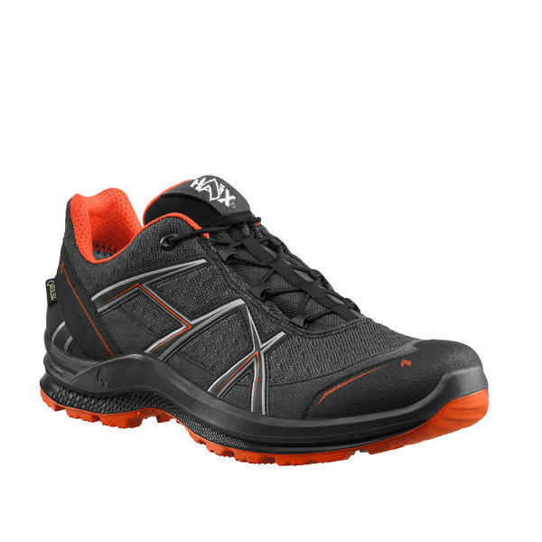 HAIX BLACK EAGLE Adventure 2.2 GTX low graphite-orange