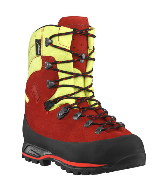 HAIX PROTECTOR Forest 2.0 red/yellow