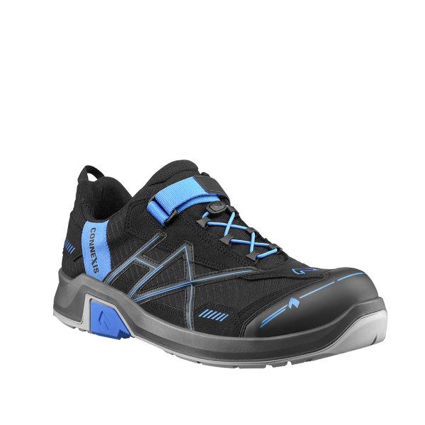 HAIX CONNEXIS Safety T S1 low black-blue