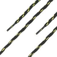 HAIX Schnürsenkel schwarz/ gelb