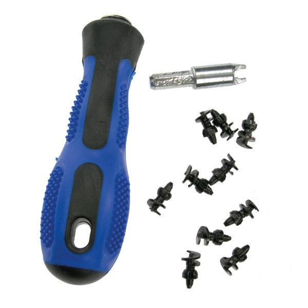 HAIX SPIKE-MONTAGE-SET Montageschlüssel + 10 Spikes