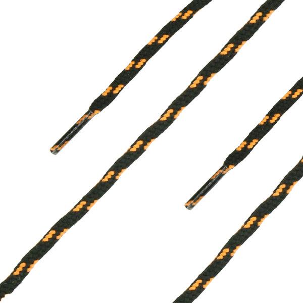 HAIX Schnürsenkel Safety 54 mid black-orange