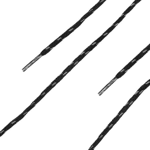 HAIX Schnürsenkel Safety black/grey