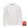 """Payper Sweatshirt """"MISTRAL+"""" weiss"""