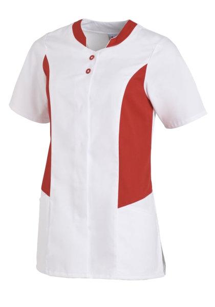 weiß/rot